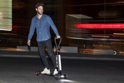 Audi e-tron Scooter es el nuevo patinete eléctrico de Audi