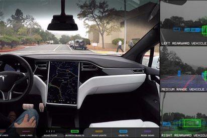 ¡Autonomía total! Así es el cerebro neuronal del Autopilot 3.0 de Tesla