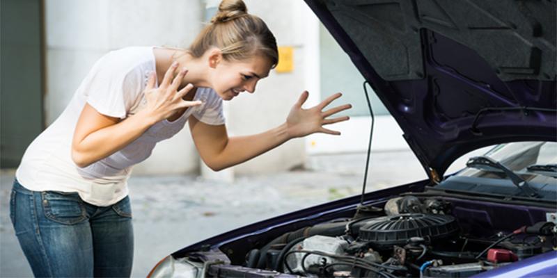 ¿Sabes que parte del coche es el motivo de más de la mitad de las llamadas a la grúa?