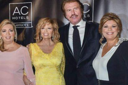 Teresa Campos se derrumba tras otro escándalo: pelea entre Bigote Arrocet y su hija Carmen Borrego