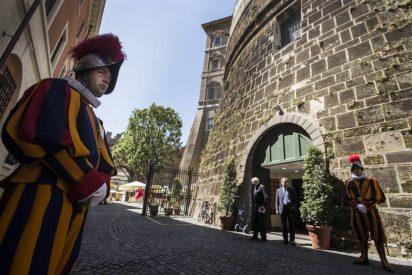 El papa Francisco exige transparencia en el Banco Vaticano