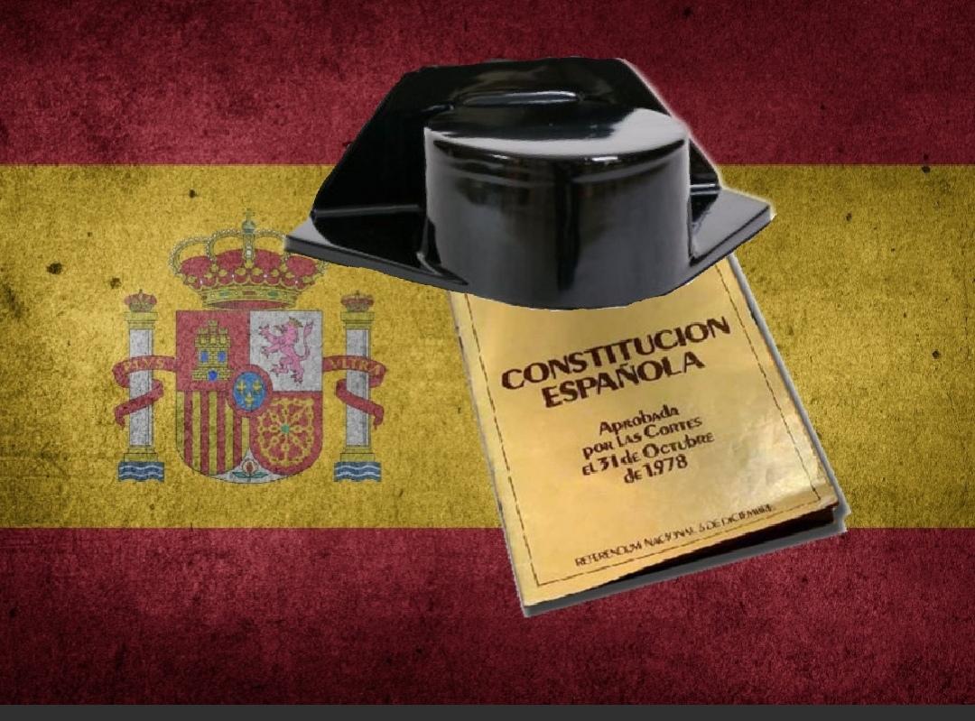 """Miguel Cancio: """"Como se desmonta la nación española, la vigente Constitución española y J. Losantos, Herrera, etc. de vacaciones""""."""