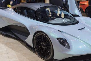 'Barcelona ciudad sin ley': Ladrón manga un Aston Martin cuando un mosso le seguía