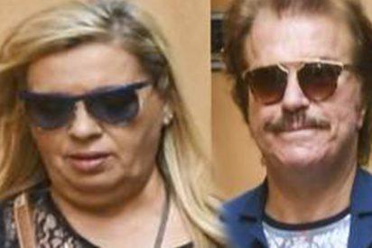 Bigote Arrocet y Carmen Borrego se enfrentan por la boda de María Teresa Campos