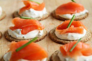 'Snack': lo que que puedes picar entre horas para mantener la línea