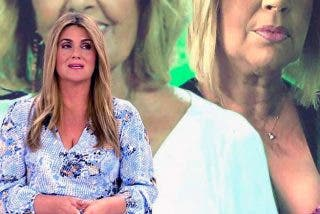Carlota Corredera envía un mensaje a Terelu Campos que puede crear más duda sobre su relación con 'Sálvame'