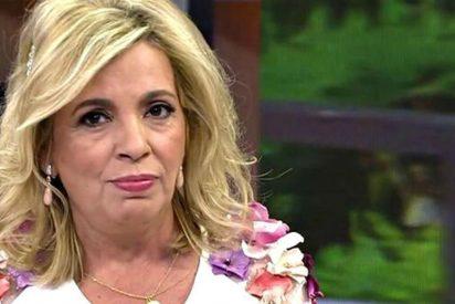 """Carmen Borrego: """"Terelu antes tenía un cuerpo sensacional, ahora estamos a la par"""""""