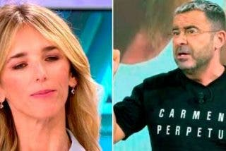 El 'carmenita' Jorge Javier Vázquez descalifica a Cayetana Álvarez de Toledo criticándole lo mismo que él hace en 'Sálvame'