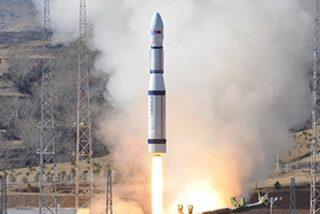 ¿Sabías que China ha puesto tres satélites en órbita usando por primera vez el cohete portador Smart Dragon-1?