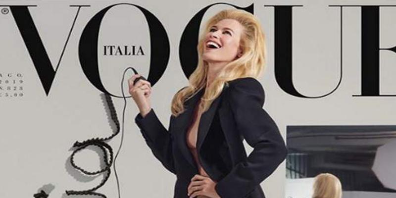 Claudia Schiffer Se Desnuda Para Vogue A Sus 48 Años Periodista