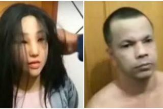 Este líder de una pandilla brasileña se disfraza de su hija para fugarse de prisión