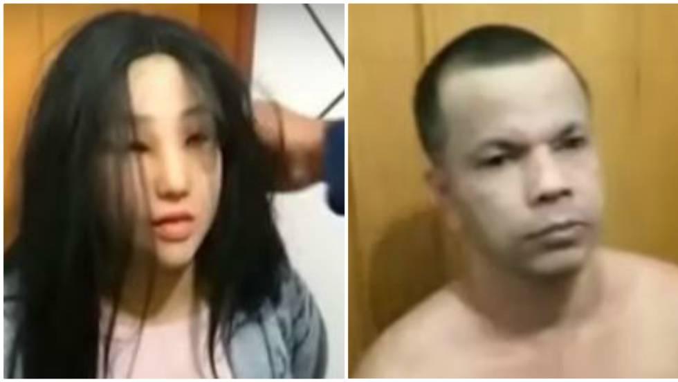 Encuentran muerto al narco brasileño que intentó fugarse disfrazado de su hija