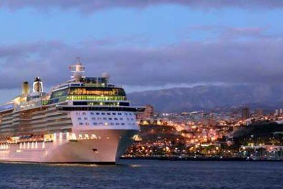 Las Palmas de Gran Canaria, primer destino de invierno a nivel nacional para los cruceristas