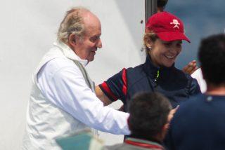 El 'Bribón' del rey Juan Carlos queda en Finlandia campeón del mundo de vela