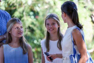 ¿Sabes cómo educa Letizia a sus hijas?