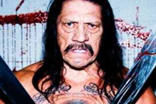 Danny Trejo, el 'super villano' de Hollywood rescata a un bebé en un accidente de coche