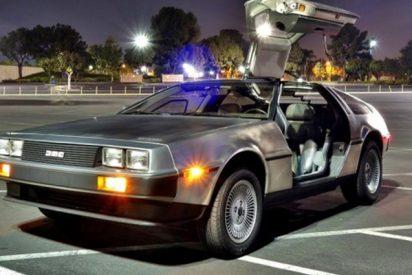 Construyen este DeLorean a control remoto como en 'Regreso al futuro'