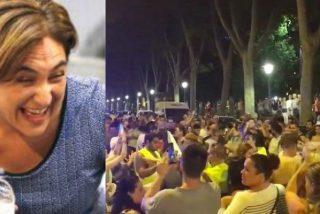 """Colau se esconde ante el aumento de la criminalidad en Barcelona y VOX estalla: """"¡Fuera gentuza ya!"""""""