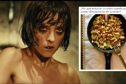 Leticia Dolera, la feminista de cartón piedra que pasó de novia zombi a bufón de Twitter