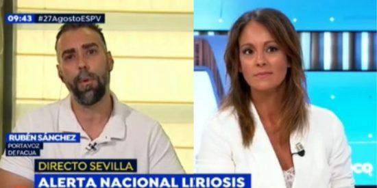 """María Jamardo le saca los colores al siniestro FACUO: """"A mí no me subvenciona ningún partido"""""""
