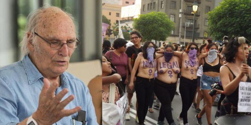 """Carlos Saura, otro artista que se rebela contra la inquisición feminista: """"Hay más lesbianas porque tener placer sexual con hombres será un problema"""""""