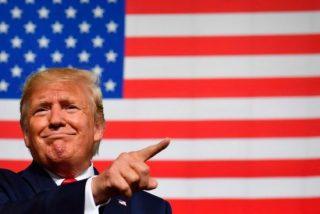 Donald Trump denuncia el 'complot' de Twitter para interferir en las elecciones de EEUU