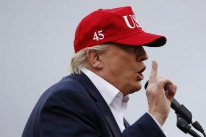 """Donald Trump dice que son infundados los temores a la recesión y que """"no está listo"""" para un acuerdo comercial"""