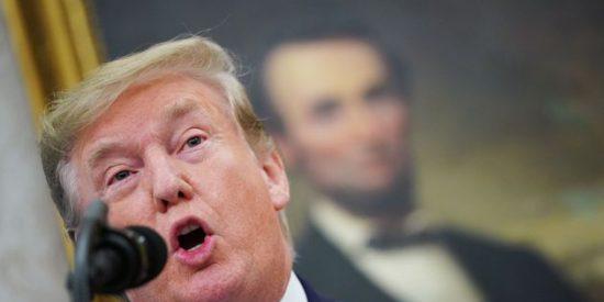 El presidente Trump ordena a las empresas estadounidenses salir inmediatamente de China