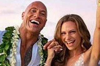 Dwayne Johnson se casa 'en secreto' en Hawai