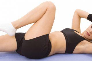¡Esta es la rutina de yoga perfecta para conseguir un abdomen plano!