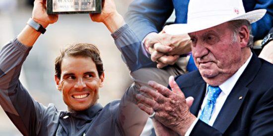 Un descuido del Rey Juan Carlos con su lujoso reloj incendia la Casa Real al herir a su amante más peligrosa