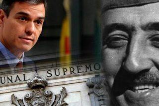 El Supremo exige a Sánchez el permiso de la Iglesia aunque avale la exhumación de Franco