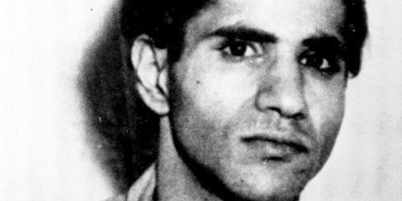 Cosen a 'puñaladas talegueras' a Sirhan Sirhan, el asesino de Robert Kennedy