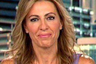 El asqueroso percance que ha sufrido Ángeles Blanco de 'Informativos Telecinco' en un avión