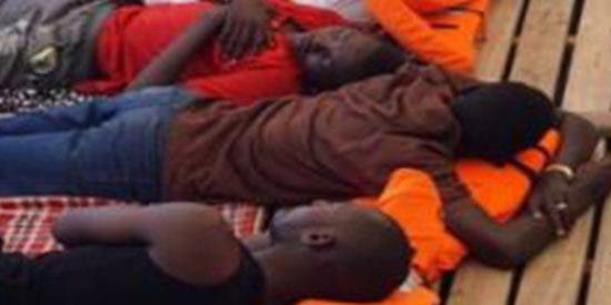 El barco Open Arms ya ha pedido asilo a la embajada española en Malta para 31 menores rescatados
