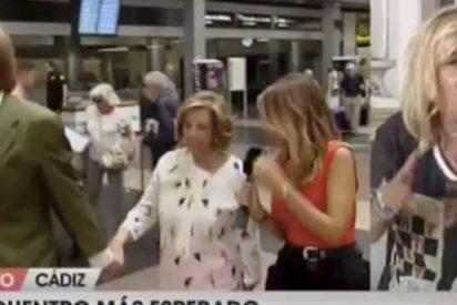 El 'feo' consejo de Carmen Borrego a su madre en 'Viva la vida'