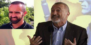 Pérez-Reverte pega un corte de los que hacen pupa a Xavi Boada, un 'escritor indepe' que menosprecia el castellano