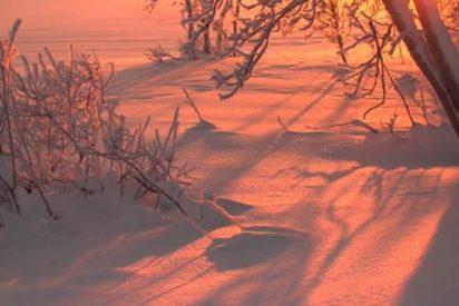 El lugar de la Tierra donde cae nieve con microplásticos