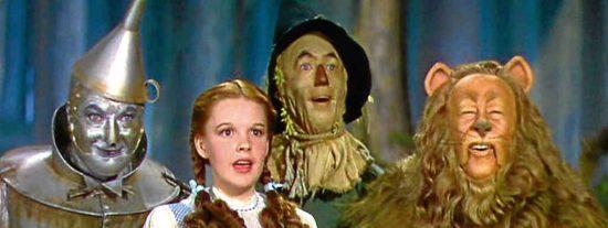 Los mensajes subversivos ocultos en el 'El mago de Oz'