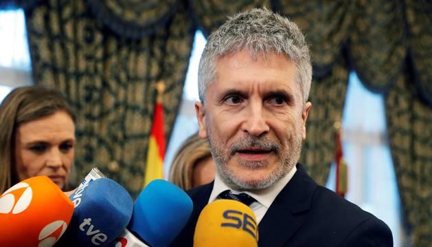 El nuevo desprecio de Fernando Grande-Marlaska que ha puesto de uñas a la Policía Nacional