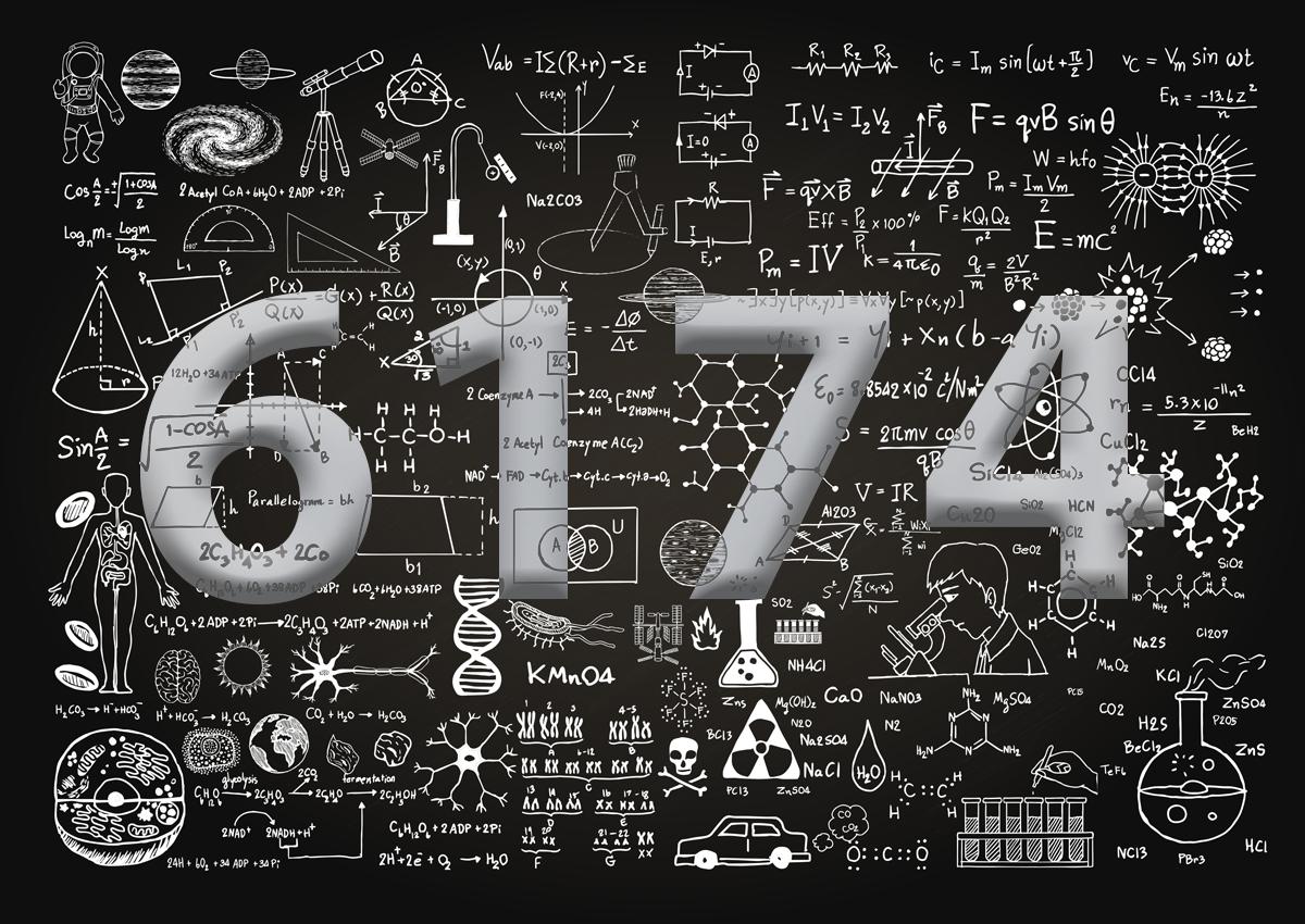 La Constante de Kaprekar: El misterioso número 6174 que ha intrigado a matemáticos durante 70 años