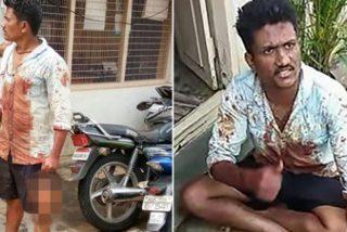 El padre mata al violador de su hija tras invitarlo a cenar, lo decapita y se va a comisaría con la cabeza