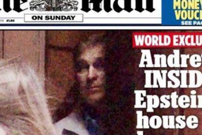 """El príncipe Andrés de Inglaterra, se muestra """"horrorizado"""" tras aparecer en un vídeo en la casa donde Epstein abusaba de menores"""
