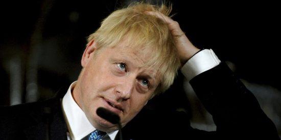 """Boris Johnson: """"Lo peor para la democracia británica sería cancelar el referéndum sobre el Brexit"""""""