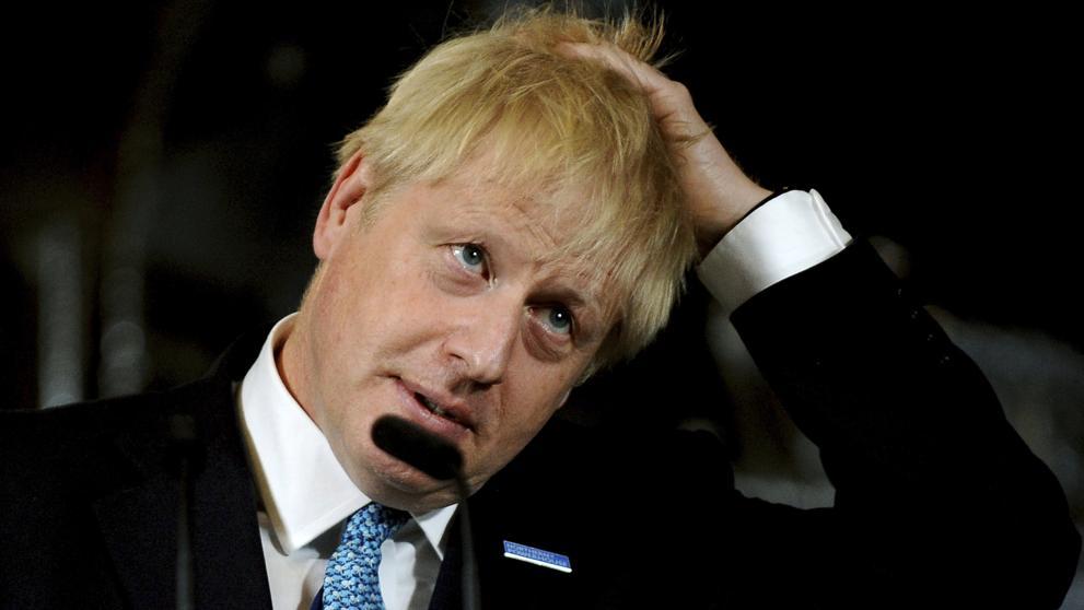 El número del móvil de Boris Johnson lleva 15 años publicado en internet
