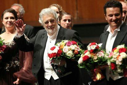Placido Domingo reaparece tras las acusaciones de acoso entre en el Festival de Salzburgo y recibe una monumental ovación