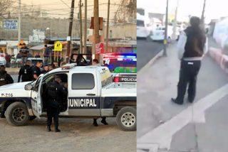 El mexicano impasible: mira el brutal tiroteo con la manos en los bolsillos y sin siquiera pestañear y se vuelve viral en redes