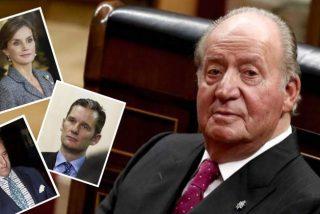 El rey Juan Carlos tiene una amiga y un código secreto para identificar a sus parientes: 'Ken', Brazos Largos', 'La leti'...