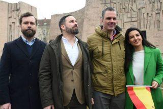 El vaticinio de Ortega-Smith sobre VOX y España: 'Que tiemble el PSOE... y sobre todo Podemos'