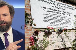 """Espinosa de los Monteros deja en ridículo a los """"progres"""" que acusaban a 'su abuelo' de fusilar a las 13 Rosas"""
